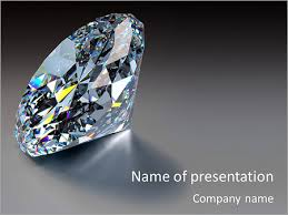 Diamond Powerpoint Template Backgrounds Google Slides Id