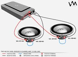 wiring diagram for dual 4 ohm subwoofer otorva org gallery of wiring diagram for dual 4 ohm subwoofer