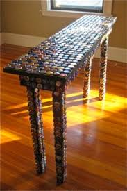 bottle cap furniture. img0382jpg img0390jpg bottle cap furniture l