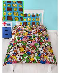gallery of 3d customize super mario odyssey bedding set duvet cover bedroom better superb 2