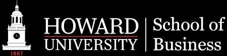 home howard university school of business howard school of business logo