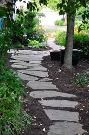 Natural Stone Pathways and Walkways - Naturescapes