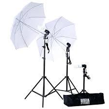 full image for studio lighting setup tutorial professional photography photo portrait day light umbrella continuous