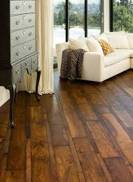 wire brushed engineered hardwood flooring estate la martine walnut