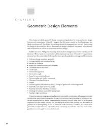 Activity 1 1 2 Design Principles And Elements Answer Key Chapter 5 Geometric Design Elements Guide For The