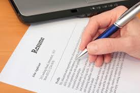 resume proofreading