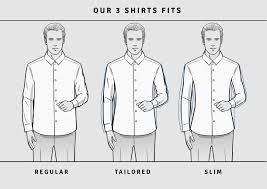 Hugo Boss Slim Fit Shirt Size Chart Dreamworks