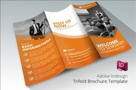 Tri Fold Brochure Layout Tri Fold School Brochure Template School Brochure Template Psd