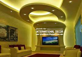 Small Picture 15 Modern pop false ceiling designs ideas 2015 for living room