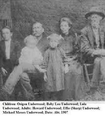 Rev Howard Underwood (1861-1947) - Find A Grave Memorial