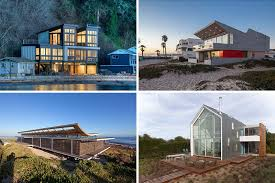 modern houses architecture. Fine Modern 14 Examples Of Modern Beach Houses From Around The World In Architecture