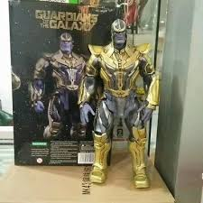 HC TOY <b>HAOCAITOY 1/6</b> Avengers Thanos Action Figure ...