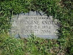 Imogene Dalton Knott (1934-2006) - Find A Grave Memorial