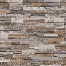 exterior stone veneer brown ledgestone