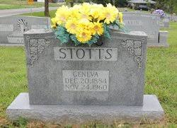 Photos of Geneva Campbell Stotts - Find A Grave Memorial