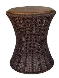 awesome side table for small space living room decorating design ideas beautiful dark brown round