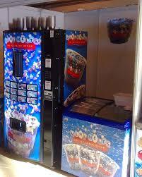 Mini Melts Vending Machine Simple Leisure Management Mini Melts UK Ltd Changing The Shape Of Ice Cream