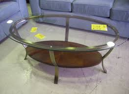 Glass For Coffee Table Round Glass Coffee Table Is The New Style