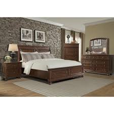 Key West Bedroom - Bed, Dresser, & Mirror - King (415066) : Bedroom ...
