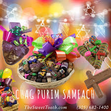 purim greetings from thesweettooth