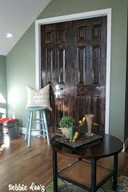 paint door to look like wood how to paint a white door to look like wood paint wood doors with roller