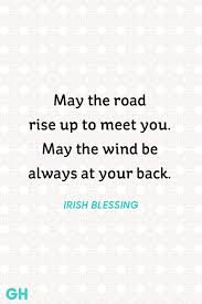 Irish Blessing Quotes Awesome 48 St Patrick's Day Quotes Best Irish Sayings For St Paddy's Day