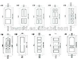 interior door dimensions interior door dimensions standard interior door sizes chart average residential