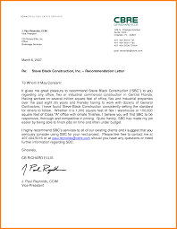 letter for job recommendation 10 job recommendation letter for student ledger paper