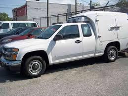 Chevrolet Colorado (2007) : Van / Box Trucks