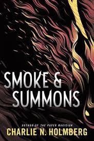 smoke summons by charlie n holmberg