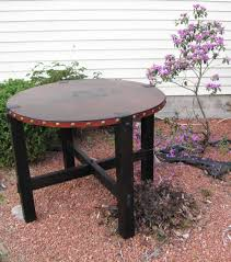 home antique furniture tables antique early tobey gus stickley round table w3289