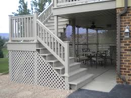 Patio Privacy Fence Use A Privacy Fence For A More Private Deck Or Patio
