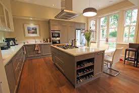 country kitchens with islands. Simple Kitchens Grey Country Kitchen Island Countrykitchen Intended Country Kitchens With Islands