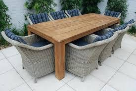 broyhill teak outdoor furniture new teak outdoor dining table teak good ideas for intended idea home
