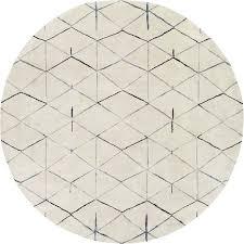 stylish round wool rugs city rug charcoal slate ivory vs synthetic