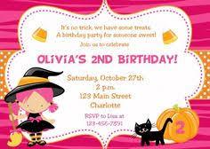 invitations to birthday party 30 best halloween birthday party invitations images halloween