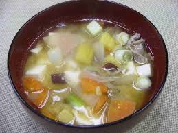 mixed vegetable miso soup recipe