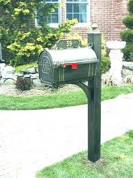 unique mailbox post.  Unique Unique Mailboxes For Sale Mailbox Posts Double Post Ideas Extraordinary How  To Intended Unique Mailbox Post M