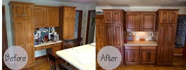 Reface Kitchen Cabinets Brilliant As Well Attractive Refacing Kitchen Cabinets Before And