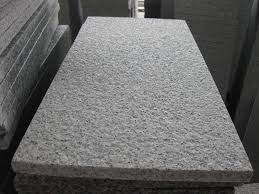 available sizes of flamed granite tiles for flooring