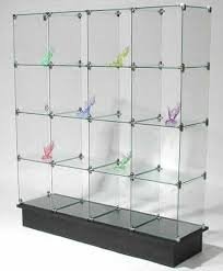Glass Stands For Display Glass Display Floor Handbag Display SOAP WORKSHOP AND STORE 9