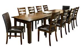 11 piece dining set piece dining set with table and chairs ovela 11 piece wicker outdoor