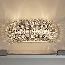 bathroom crystal wall sconce light wall lighting hollywood glam chrome crystal bathroom sconces crystal bathroom sconce