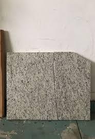 granite piece block white ice plainfield il
