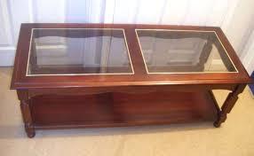 glass top coffee table incredible wood glass coffee table with wood glass coffee table easy