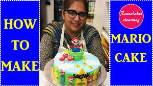 There are many fun super mario birthday cakes for this party theme. How To Make Mario Cake Free Cake Decorating Tutorial Youtube