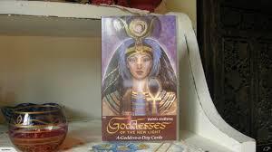 Goddesses Of The New Light Goddesses Of The New Light Cards Trade Me