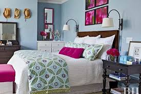 Blue bedroom colors Soothing Bedroom Better Homes And Gardens Bedroom Color Schemes
