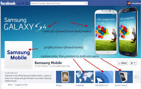 exle facebook business page
