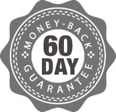 Resultado de imagen para 60 day money back guarantee